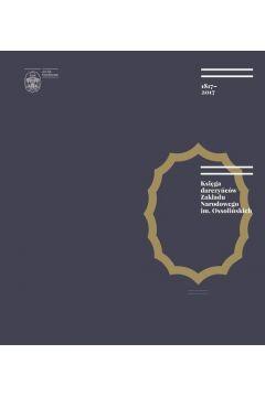 Księga darczyńców Zakładu Narodowego