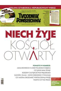 Tygodnik Powszechny 40/2012