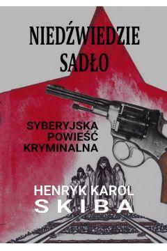 Niedźwiedzie sadło - syberyjska powieść kryminalna