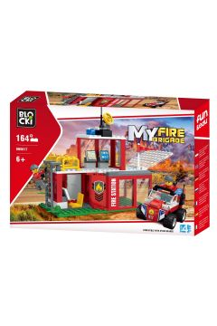Klocki Blocki MyFire 164 elementów  KB0817