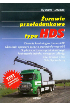 Żurawie przeładunkowe typu HDS  LIWONA