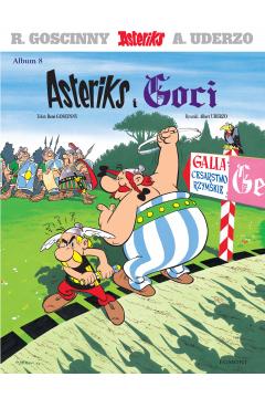 Asteriks i Goci. Asteriks. Tom 8