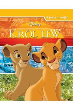 Disney Król Lew. Popatrz i znajdź