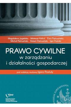 Prawo cywilne w zarządzaniu i działalności gospodarczej