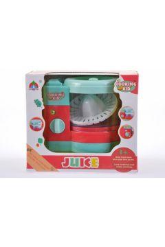 Zabawka wyciskarka do soków na baterie MEGA CREATIVE 460589