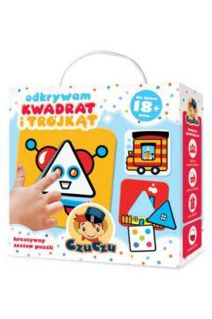 Odkrywam kwadrat i trójkąt
