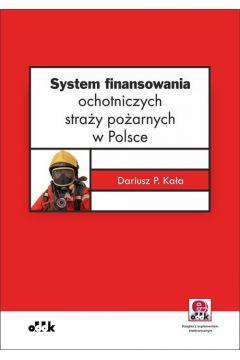 System finansowania ochotniczych straży pożarnych
