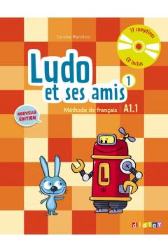 Ludo et ses amis 1 niveau A1.1+CD DIDIER
