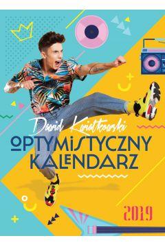 Dawid Kwiatkowski. Optymistyczny kalendarz 2019