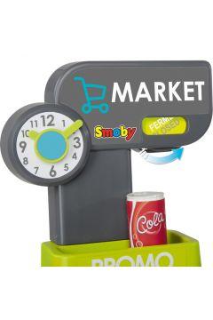 Market z wózkiem 350212 SMOBY