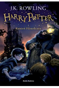 Harry Potter 1 Kamień Filozoficzny