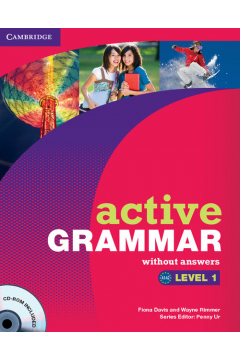 Active Grammar  1 without Answers + CD