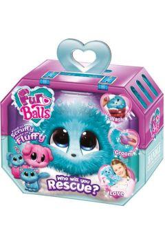 Fur Balls Aqua