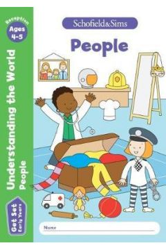 Get Set Understanding the World People: Reception. Ages 4-5