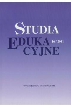 Studia Edukacyjne 16/2011