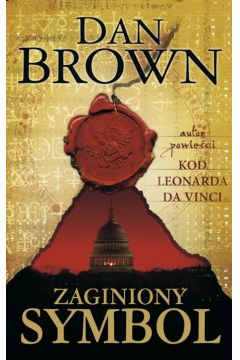 Zaginiony Symbol - Dan Brown broszura
