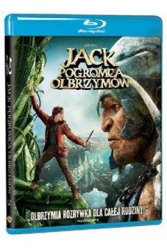 Jack pogromca olbrzymów (Blu-ray)