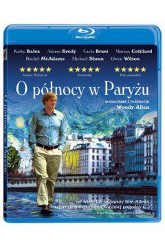 O północy w Paryżu (Blu-ray)
