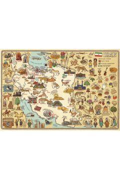 Mapy. Obrazkowa podróż po lądach, morzach i kulturach świata. Edycja fioletowa