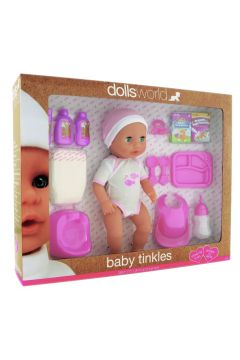 Lalka bobas. Baby tinkles 38 cm