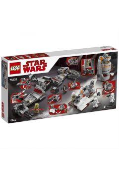 Lego Star Wars. Obrona Crait 75202