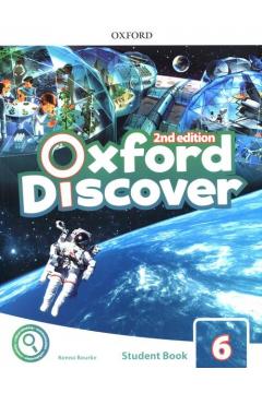 Oxford Discover 2E 6 SB