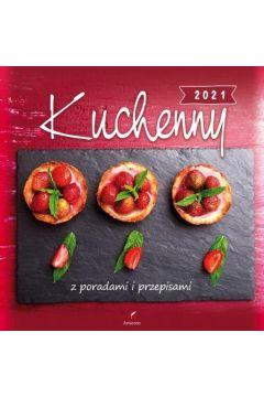 Kalendarz 2021 Ścienny Kuchenny