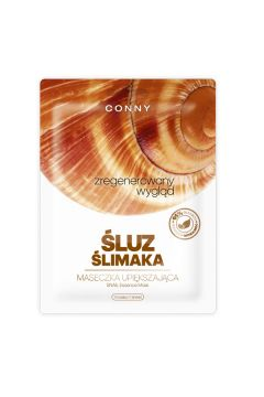 Snail Essence Mask Śluz Ślimaka zregenerowany wygląd upiększająca maseczka w płachcie