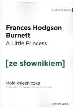 Mała Księżniczka w.angielska + słownik