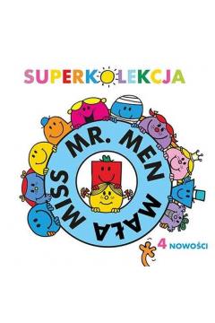 Superkolekcja Mr. Men i Mała Miss
