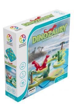 Dinozaury Tajemnicza Wyspa