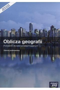 Oblicza geografii 1. Podręcznik i atlas geograficzny dla szkół ponadgimnazjalnych. Zakres podstawowy