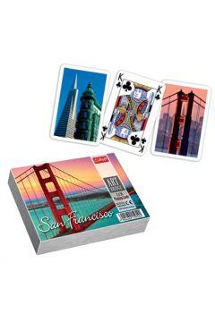 Karty - Art Bridge - San Francisco TREFL