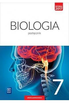 Biologia. Klasa 7. Podręcznik. Szkoła podstawowa