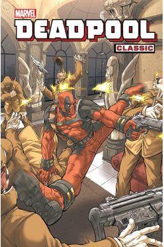 Deadpool Classic. Tom 9