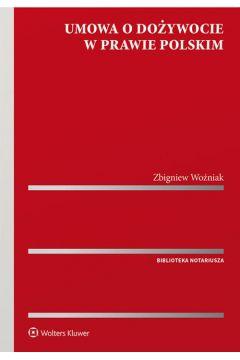 Umowa o dożywocie w prawie polskim