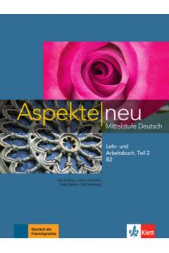 Aspekte Neu B2+ LB + AB Teil 2 + CD LEKTORKLETT