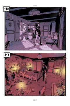 Komiksy paragrafowe. Porwanie
