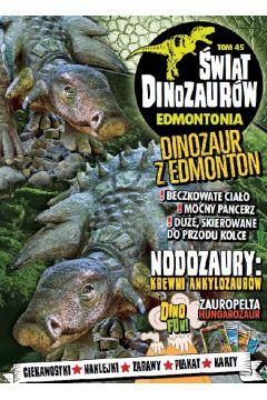 Świat Dinozaurów T.45 Edmontonia
