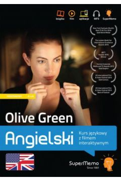 Olive Green. Kurs język. z filmem interakt. A1-A2