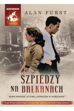 CD MP3 Szpiedzy na bałkanach