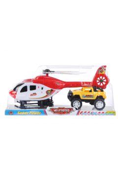 Helikopter Straż Pożarna auto MEGA CREATIVE 462635