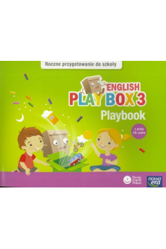 English Play Box. Część 3. Playbook z płytą CD-audio