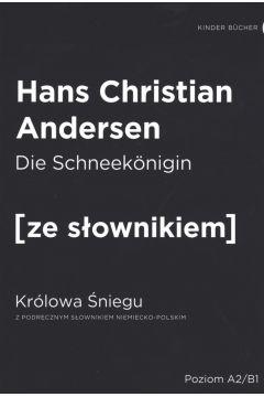 Królowa Śniegu w.niemiecka + słownik