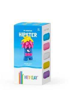 Hey Clay. Masa Plastyczna. Hipster