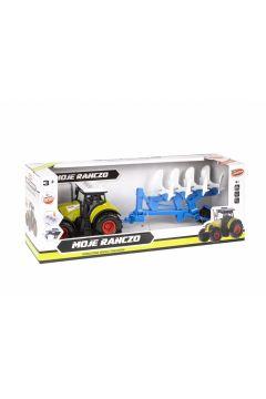 Moje Ranczo traktor B/O  akcesoria 9X15X11 MEGA CREATIVE 470607
