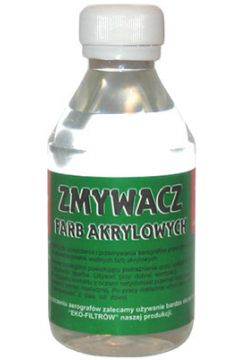 Zmywacz do farb akrylowych 250 ml