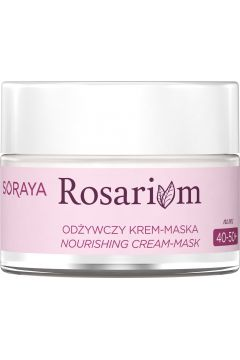 Rosarium Nourishing Cream-Mask odżywczy krem-maska na noc Różany