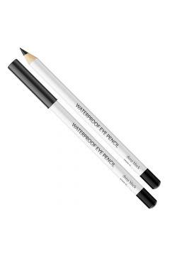 Waterproof Eye Pencil wodoodporna kredka do linii wodnej oczu Deep Black