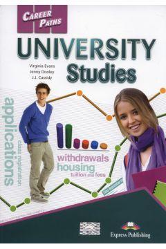 Career Paths: University Studies SB